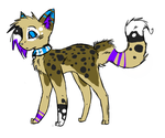 Un named Fursona I might keep by MorningDesiree