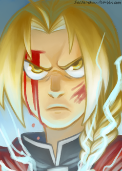 Fullmetal by sry005