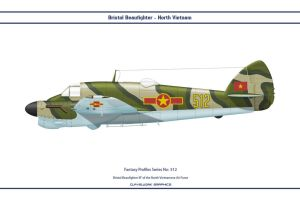 Fantasy 512 Beaufighter North Vietnam by WS-Clave