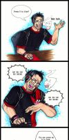 MkMarkiplier: Press B by DeathRage22