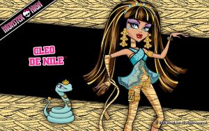 Cleo monster high by Starfire9821