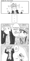 Layton Moments-Puzzle 001 by ProfessorLaytonClub