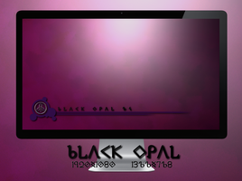 BlackandPurple Opal Wallpaper by miguelsanchez666