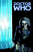 The 8th Doctor Again by JamesRiot