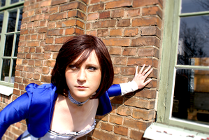 BioShock Infinite - Elizabeth Cosplay II by SeptemberFifteenth