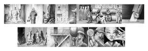 Comic Storyboard by Tommi-75