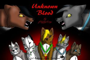 Unknown Blood Poster 2 by fluffylovey