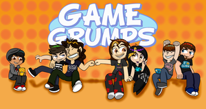 AND WE'RE THE GAME GRUMPS by TurtleMuffin