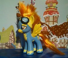 Spitfire - Custom Made by CelestPapermoon