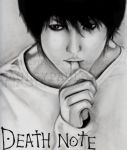 DN- Realistic L by Maulsypaulsy