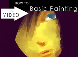 HOW TO: basic digital painting by LOVEpsychidelio