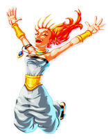 AGDQ2014 Chrono Trigger Marle by koyote974