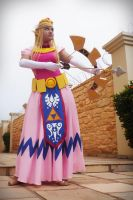 Princess Zelda by Lya-Yuki
