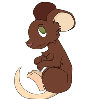 Mouse by ImGwen