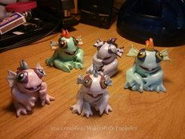 Baby Murlocs by Euphyley
