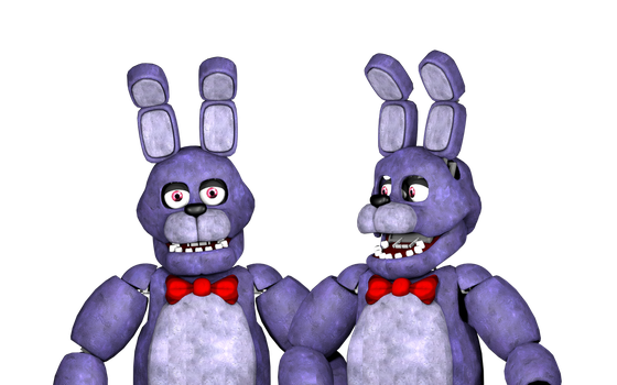 Bonnie the Bunny v10.7 | ThrPuppet by PuppetProductions