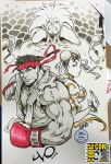 SDCC2015 - 3 way collaboration by theCHAMBA