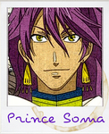 Prince Soma by FluffyClaude