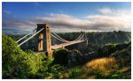 Clifton Suspension Bridge 3 by Jellyffs