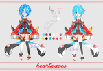[ADOPTS] Heartwaves Set Price 1 - CLOSED by amesuu