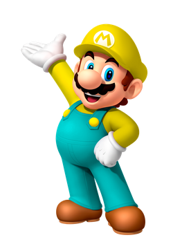 Other Mario render by martinproductionsyt