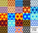 24 Triangle Patterns for GIMP by bkh1914