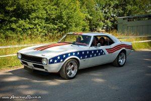 Stars and Stripes by AmericanMuscle
