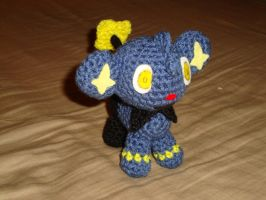 Shinx by Lass-Samantha