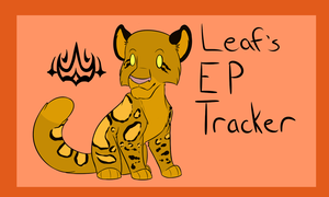 Leaf's EP Tracker by Squiggy13