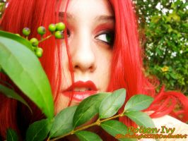 Ivy Make-up and Wig Test 3 by Damek0Masca
