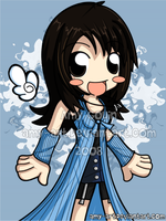 Rinoa - Final Fantasy 8 by amy-art