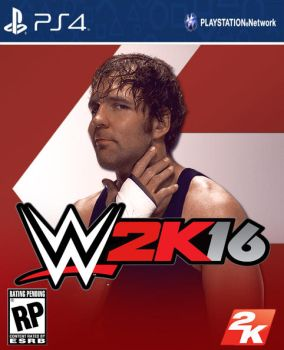 WWE2K16 Cover! by ValySorin18