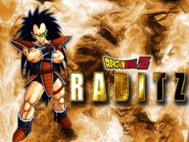 Raditz by Photshopmaniac
