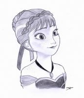 Anna by Leanor9