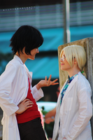 Slowly falling for you by GinHans