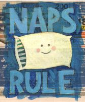 Naps Rule by jasonkotecki