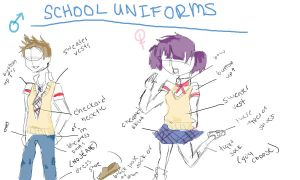 School Uniform by Tweeter72