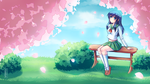 Wallpaper: Kagome Summer by Lady-Suchiko