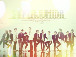 Super Junior Sorry Sorry by nanomeow