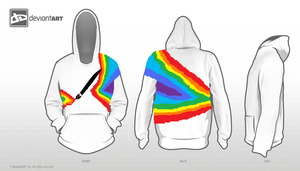Free to Create Hoodie by Silvereye12