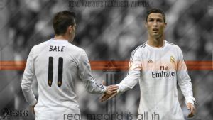 Real Madrid's Deadliest Weapon. by abbaszahmed