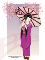 Cherry Blossom-Japan by japanmeonly