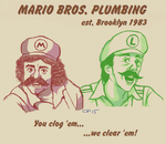 DO THA MARIO by clairefable