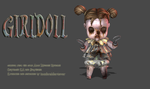 GirlDoll, release by tombraider4ever