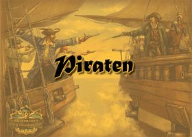 My lesson about Pirates by LadyRafira