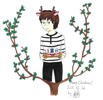 Merry Christmas!! by Owlhatnest
