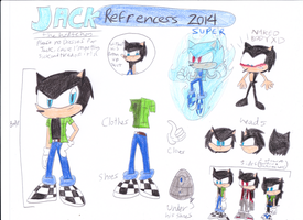 Jack TH Refrencess 2014 by sonic4ever760