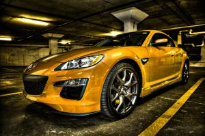 RX8 by Infinet