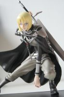 Clare from Claymore by JokerZombie