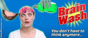 Brain Wash Ad by NathanMD